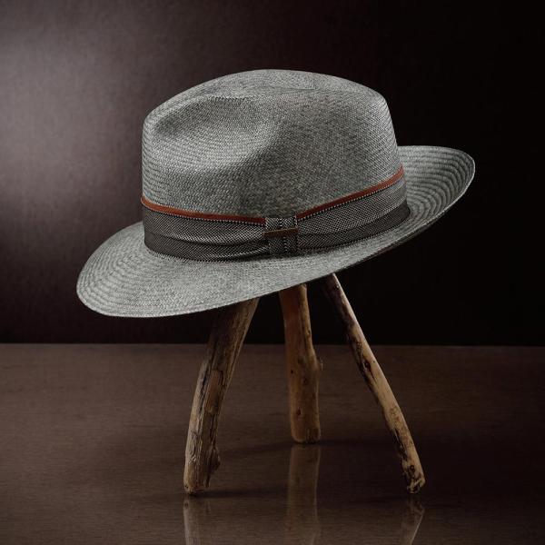 帽子 パナマハット メンズ レディース HomeroOrtega オメロオルテガ FADI ファディ パナマ帽 春夏|homeroortega|07