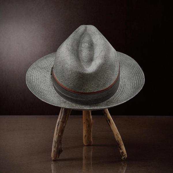 帽子 パナマハット メンズ レディース HomeroOrtega オメロオルテガ FADI ファディ パナマ帽 春夏|homeroortega|08