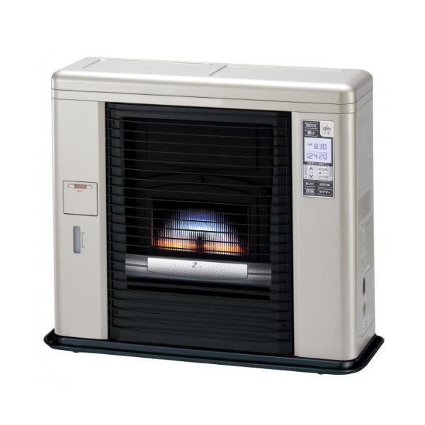 (代引き不可)sunpot サンポット ゼータスイング FF式 床暖内蔵石油暖房機 UFH-703SX R (クールトップ)(ラッピング不可)(メール便不可)