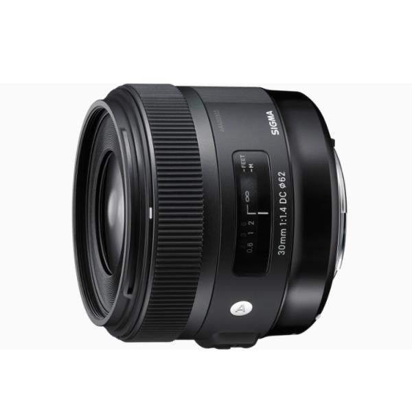 シグマ 30mm F1.4 DC HSM キヤノン用 (EFマウント) Artライン 大口径標準レンズ