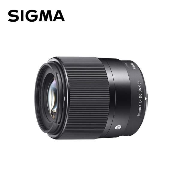 シグマ 30mm F1.4 DC DN (C) マイクロフォーサーズ用 標準レンズ