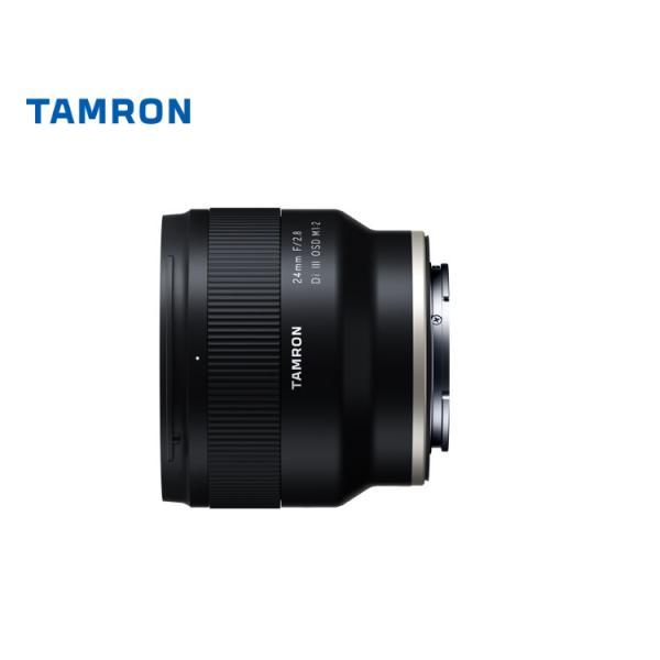 タムロン 24mm F/2.8 ソニーEマウントModel:F051SF 広角単焦点レンズ (メール便不可)