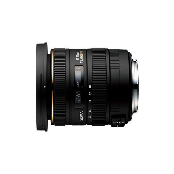 SIGMA(シグマ) デジタル一眼専用 10-20mm F3.5 EX DC HSM 【マウント:ソニー用】(メール便不可)