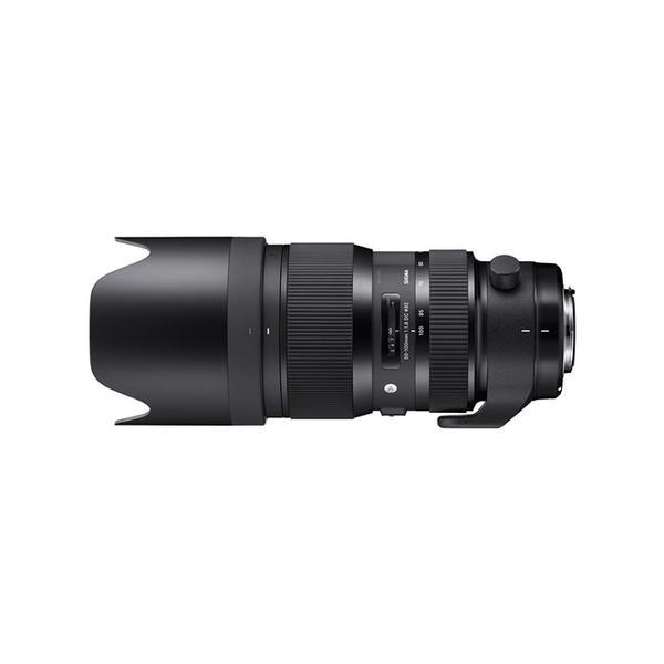 シグマ 50-100mm F1.8 DC HSM (A) キヤノン用 中望遠ズームレンズ