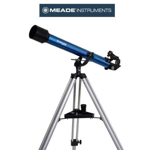 MEADE ミード 天体望遠鏡 アクロマート AZM-60 口径60mm(メール便不可)