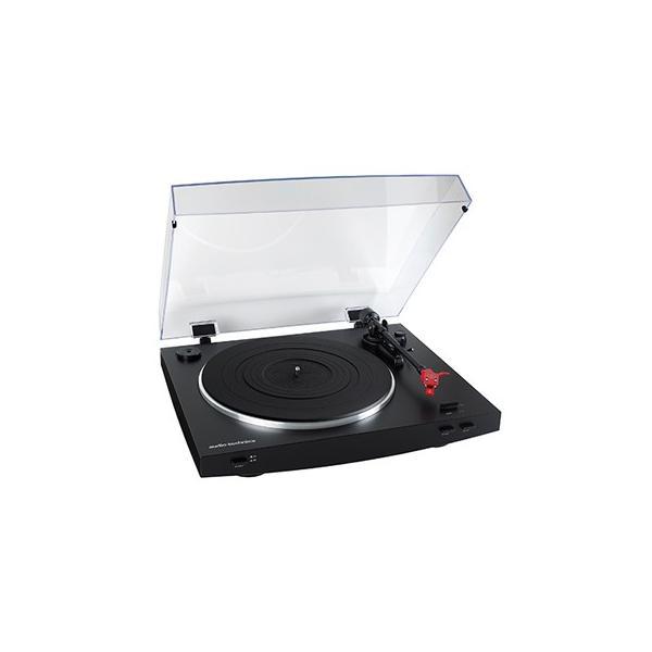 オーディオテクニカ AT-LP3 フルオートターンテーブル (レコードプレーヤー)(ATLP3)(メール便不可)
