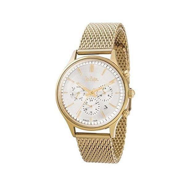 (ペア箱入りセット)(正規輸入品)(リークーパー)Lee Cooper 腕時計 LC6294.130 メンズ・LC6301.480 レディース&クロス2枚(メール便不可)