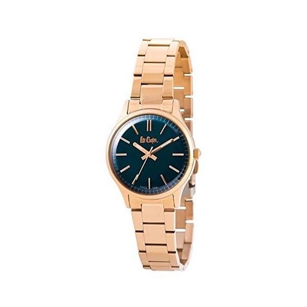 (ペア箱入りセット)(正規輸入品)(リークーパー)Lee Cooper 腕時計 LC6295.390 メンズ・LC6300.490 レディース&クロス2枚(メール便不可)