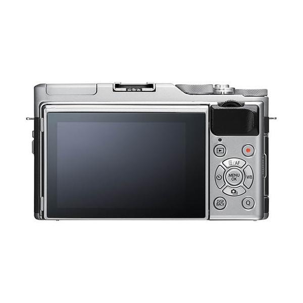 (2月22日発売)(4点セット)フジフイルム X-A5-S シルバー ボディ ミラーレス一眼カメラ (XA5S)(FUJIFILM) (メール便不可)