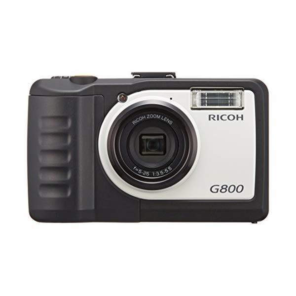(Class10 SDカード8GB&フィルター付)リコー RICOH G800 &SD16GB&フィルター37mm&フィルム