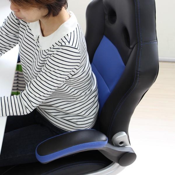 オフィスチェア パソコンチェア ハイバック homestyle 06