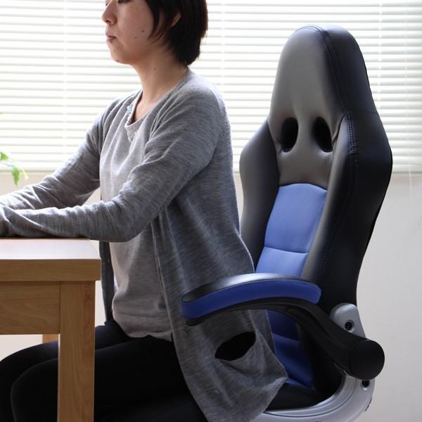 オフィスチェア パソコンチェア ハイバック homestyle 09