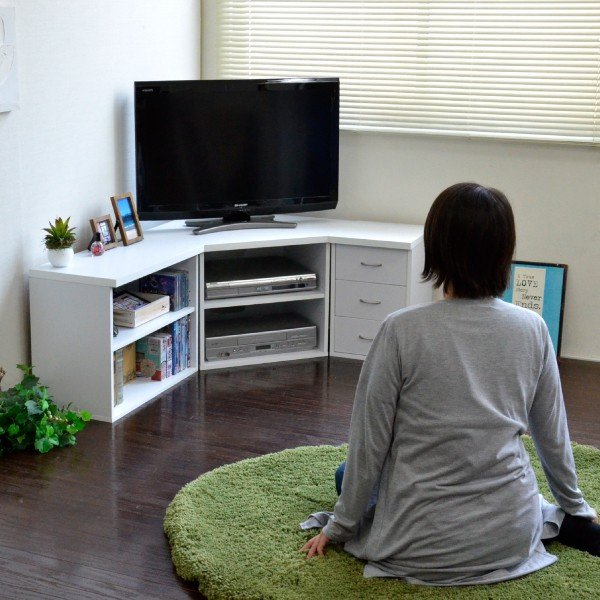 台数限定 SALE テレビ台  コーナー 3点セット J-Supply Ltd.(ジェイサプライ)|homestyle|17