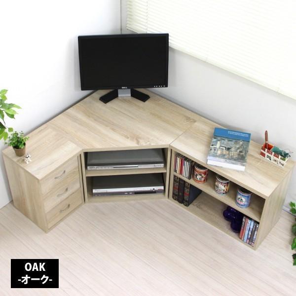 台数限定 SALE テレビ台  コーナー 3点セット J-Supply Ltd.(ジェイサプライ)|homestyle|05