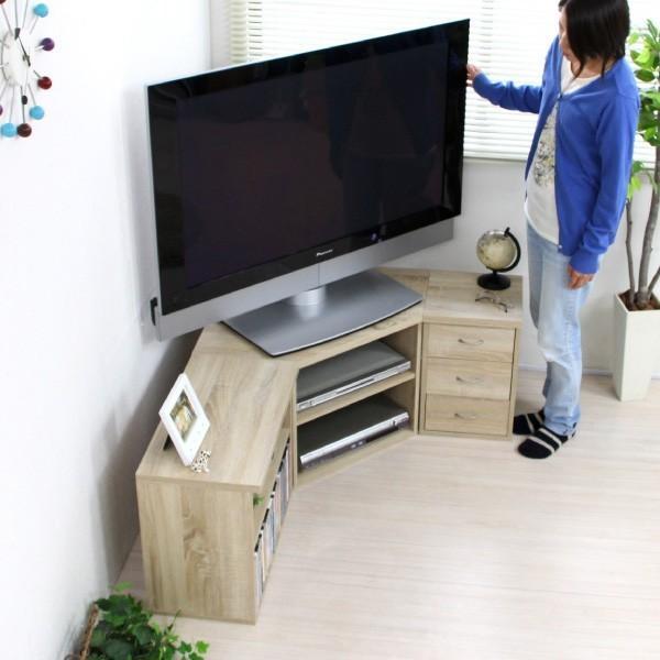 台数限定 SALE テレビ台  コーナー 3点セット J-Supply Ltd.(ジェイサプライ)|homestyle|08