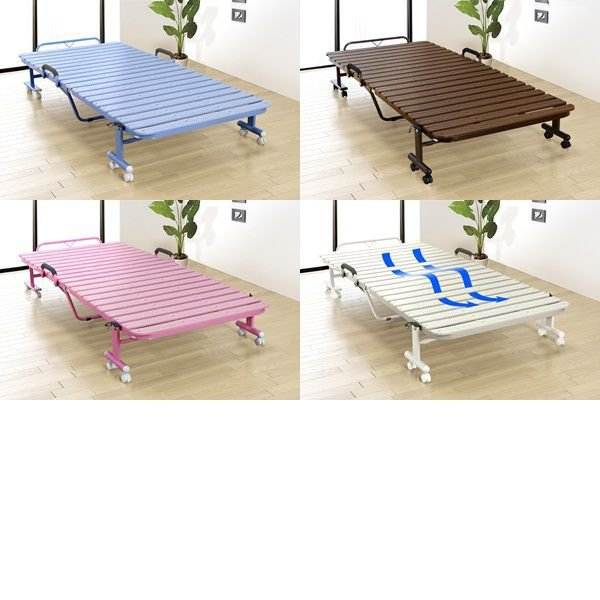 折りたたみ樹脂すのこベッド 抗菌 スノコベッド コンパクト  通気性抜群|homestyle|05