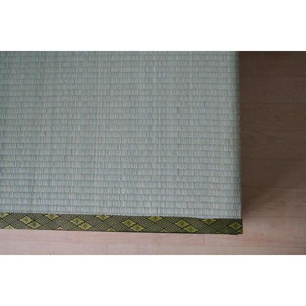 畳ベッド ユニット畳 1.5畳 2本+1畳セット  ナチュラル システム畳|homestyle|06