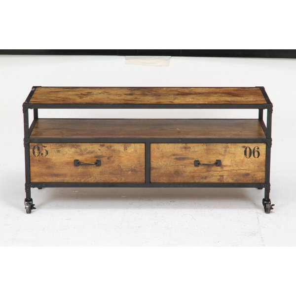 クルト TVボード 幅110cm ブルックリンスタイル homeworkslimited 02