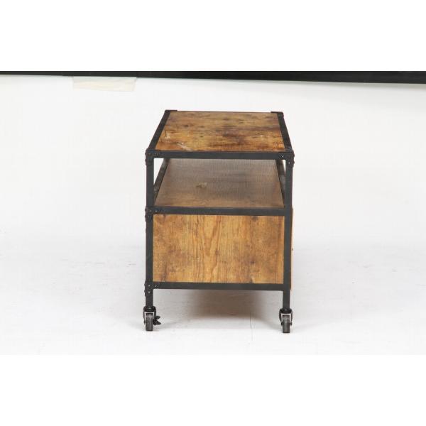 クルト TVボード 幅110cm ブルックリンスタイル homeworkslimited 03