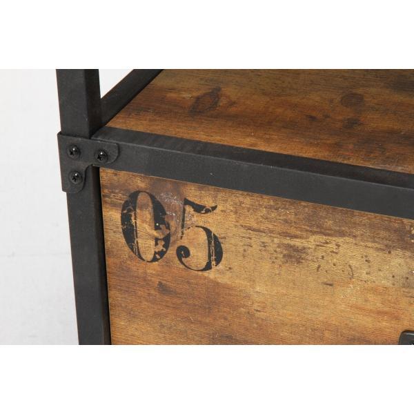 クルト TVボード 幅110cm ブルックリンスタイル homeworkslimited 05