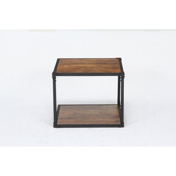 クルト サイドテーブル サイズ50×50cm ブルックリンスタイル|homeworkslimited|04
