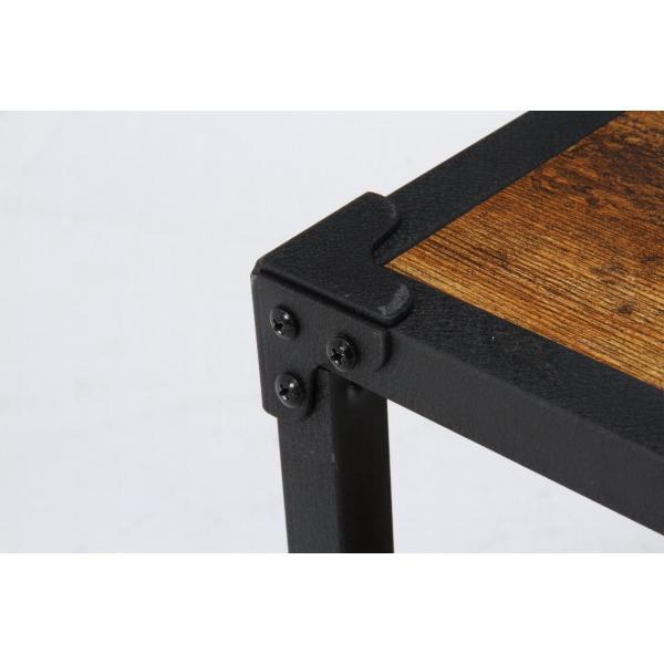 クルト サイドテーブル サイズ50×50cm ブルックリンスタイル|homeworkslimited|06
