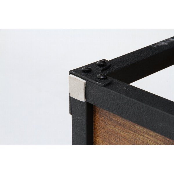 クルト サイドテーブル サイズ50×50cm ブルックリンスタイル|homeworkslimited|08