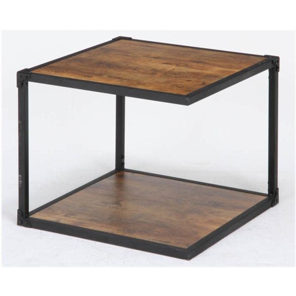 クルト サイドテーブル サイズ50×50cm ブルックリンスタイル|homeworkslimited|09