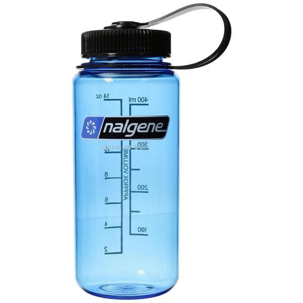 nalgene(ナルゲン) カラーボトル 広口0.5L トライタンボトル スレートブルー 91303|homeyayafutenn