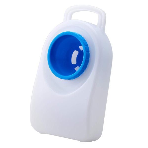 ブリングウォーター 2 ブルー 給水器 水入れ 活性炭フィルター付き 新タイプ 取っ手付き 日本製 大気圧 2L MADE IN JAPAN|homeyayafutenn