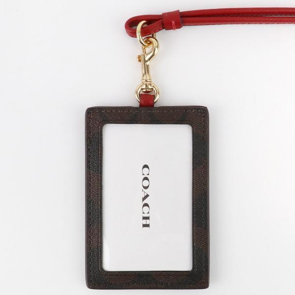 【ポイント2倍】コーチ IDカードケース パスケース レディース COACH F63274 シグネチャー アウトレット|hommage|05