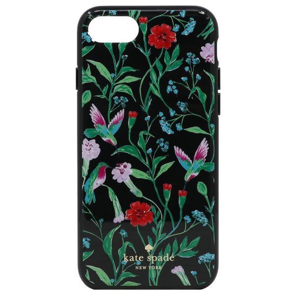 【ポイント10倍】ケイトスペード KATE SPADE iPhone 7/8 アイフォン 7/8 ケース WIRU0912 974 花柄 アウトレット レディース|hommage