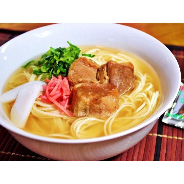 ポイント消化 沖縄そば味 500円 ご当地スープ 2人前セット お取り寄せ 豚骨ベース + 鰹だし旨味 ラーメン メール便商品 保存食お試しグルメ|honba-kyusyu|09