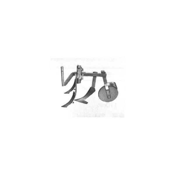 ホンダ耕うん機 アタッチメント こまめF220/F210用 カルチベーター(3本爪) 〔鋤柄 品番10804〕