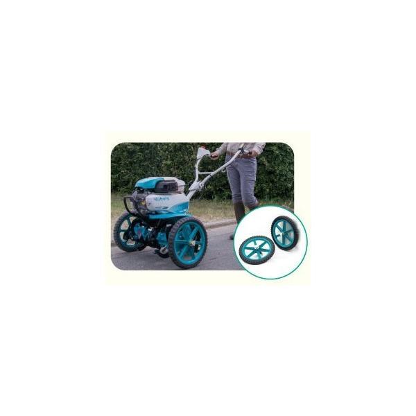 クボタ 耕運機 耕うん機オプション TMS30用移動タイヤ 91335-21902 91335-21903