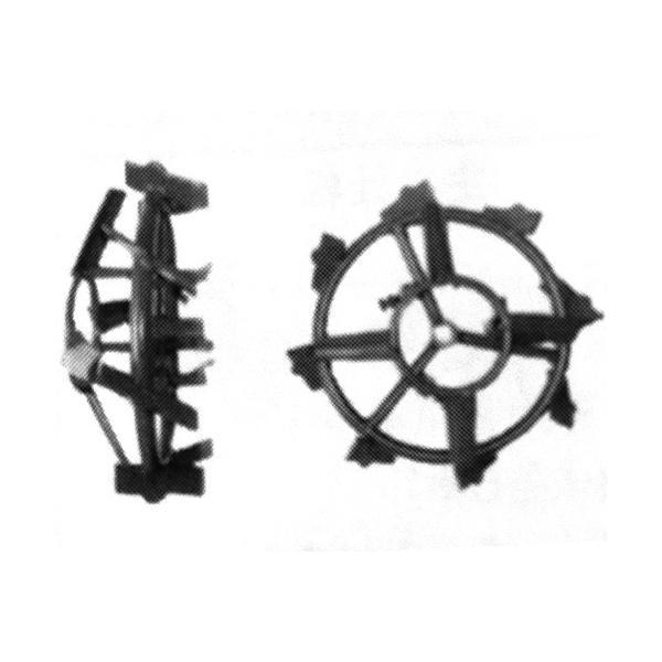クボタ 耕運機 耕うん機オプション TMS30・TMAシリーズ用 テーパーカルチ車輪(2) 98306-20010