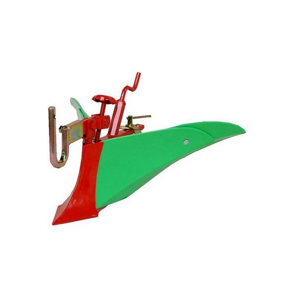 [毎月1日はPLOWの日 全品P5倍] クボタ 耕運機 耕うん機オプション TMC200・TMS30・TMAシリーズ用 グリーン培土機〔尾輪付〕W 98612-14340