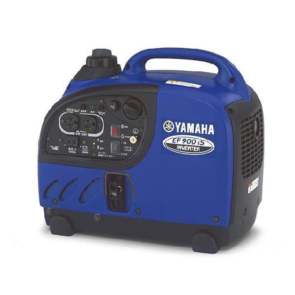 発電機 防災 ヤマハ 送料無料 インバーター発電機 EF900iS 2年保証付き|honda-walk|02