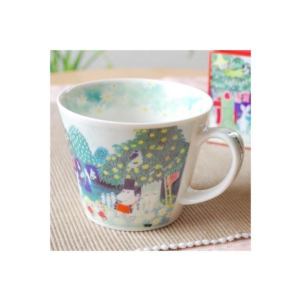 ムーミン スープマグカップ スイサイ MM323-36 山加商店 yamaka|honest