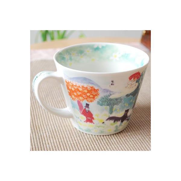 ムーミン スープマグカップ スイサイ MM323-36 山加商店 yamaka|honest|05