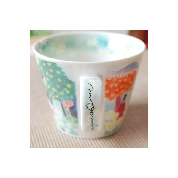 ムーミン スープマグカップ スイサイ MM323-36 山加商店 yamaka|honest|06