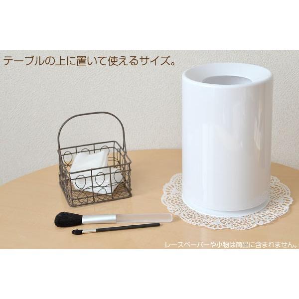 ミニチューブラー mini TUBELOR デザインゴミ箱 イデアコ ideaco|honest|03