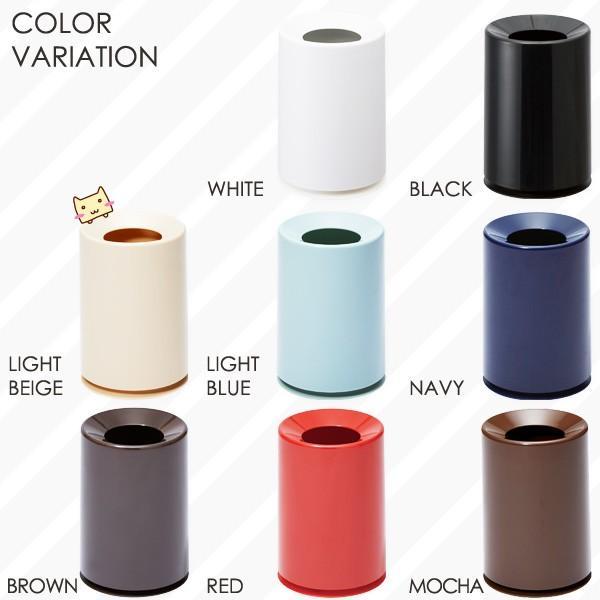 ミニチューブラー mini TUBELOR デザインゴミ箱 イデアコ ideaco|honest|05