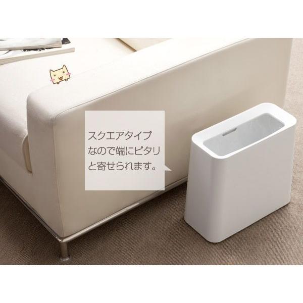 デザインゴミ箱 チューブラー ハイグランデ (イデア株式会社) レビューで送料無料|honest|05