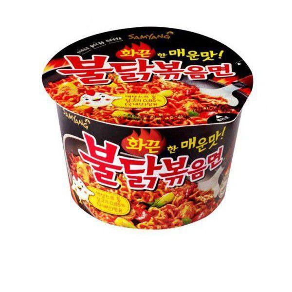 三養/サムヤン/大カップ/ブルダック炒め麺/カップラーメン/韓国食品/韓国ラーメン/インスタントラーメン/らーめん|honeybutter