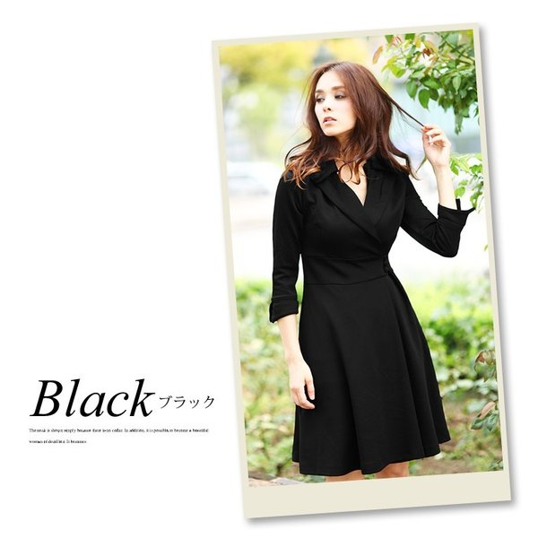 パーティードレス ワンピース ドレス 20代 30代 結婚式 M L LL XL レッド ネイビー グリーン ブラック 大きいサイズ hongkongmadam 21