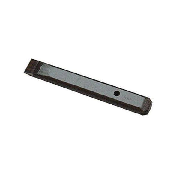 三木技研 鉄平タガネ 両刃 18mm x 110mm C-43 287