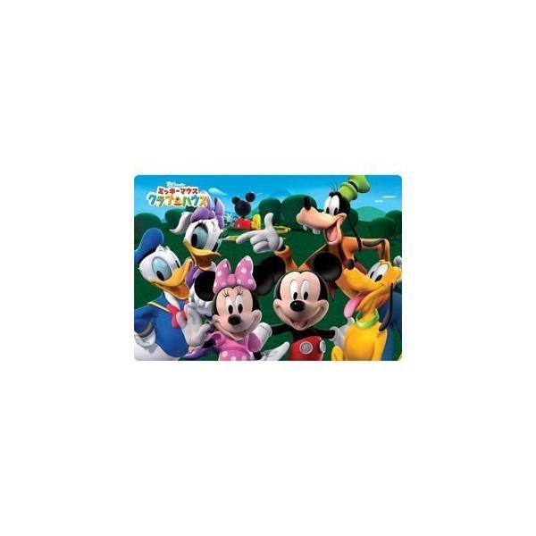 ミッキーマウス クラブハウスのなかまたち 40P ジグソーパズル   (S:0040)