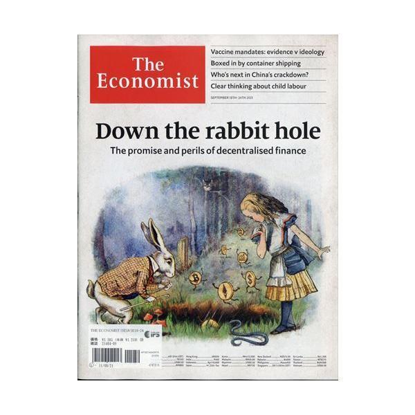 The Economist 2021年 9/24号