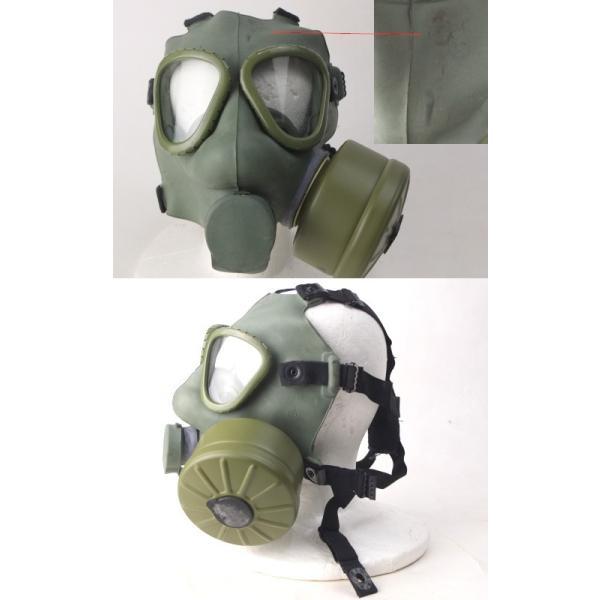 ユーゴスラビア (セルビア軍) M59 ガスマスク  [9011246] hooperdoo 03